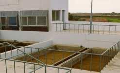 EMARP - Filtros de areia na ETA das Fontainhas