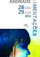 EMARP - Exposição de Clara Andrade - mai 2012 - cartaz