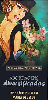 EMARP - Exposição de Maria de Jesus - mar 2016 - cartazmini