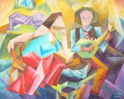 EMARP - Exposição de Oscar Almeida - jul 2015 - 11
