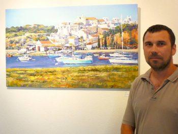 EMARP - Exposição de Roman Markov - jun 2015 - 01