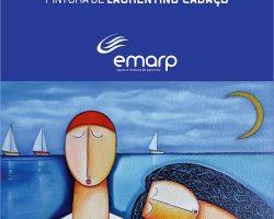 EMARP - Exposição de Laurentino Cabaço - jan 2017 - cartaz