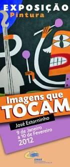 EMARP - Exposição de José Estorninho - jan 2012 - cartazmini