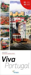 EMARP - Exposição de Catalina Sandulescu - jul 2013 - cartazmini