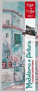 EMARP - Exposição de Ulisses Monteiro - set 2013 - cartazmini