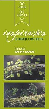 EMARP - Exposição de Fátima Ramos - jun 2014 - cartazmini