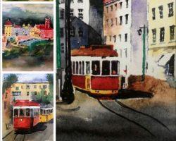 EMARP - Exposição de Catalina Sandulescu - jul 2013 - cartaz