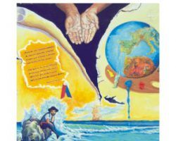 EMARP - Exposição de Eduardo Eleitão - out 2013 - cartaz