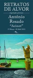 EMARP - Exposição de António Rosado - fev 2012 - cartazmini