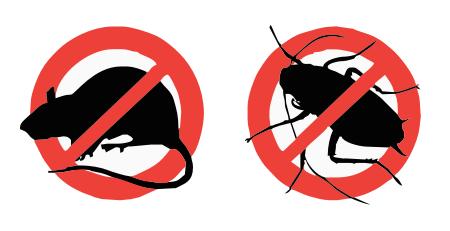 EMARP - Campanhas de desinfestações de ratos e baratas