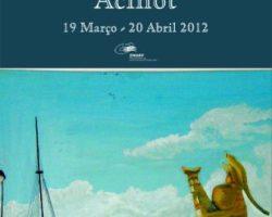 EMARP - Exposição de António Rosado - fev 2012 - cartaz