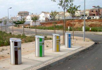 EMARP - Ilhas ecológicas em Portimão