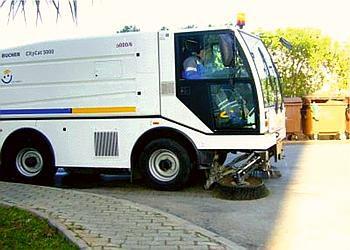 EMARP - separacao residuos varredura mecanica