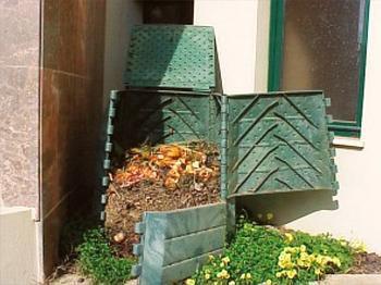 EMARP - compostagem compostor aberto