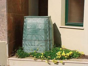 EMARP - compostagem compostor fechado