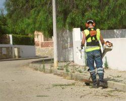 EMARP - limpeza urbana rocadora passeio - 2017