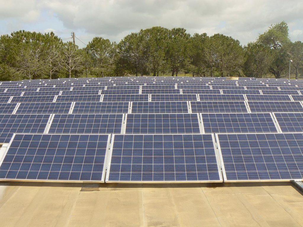EMARP - painéis fotovoltaicos