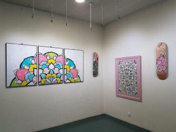EMARP - Exposição ART C - pintura de Pedro Castanheiro
