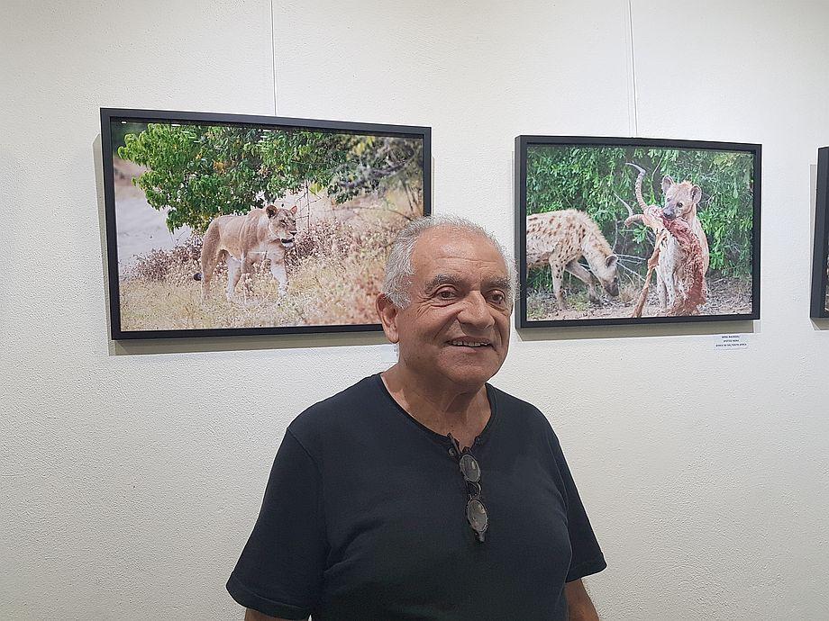 """Exposição """"VIDA - Vida Selvagem do Botswana e da África do Sul"""""""