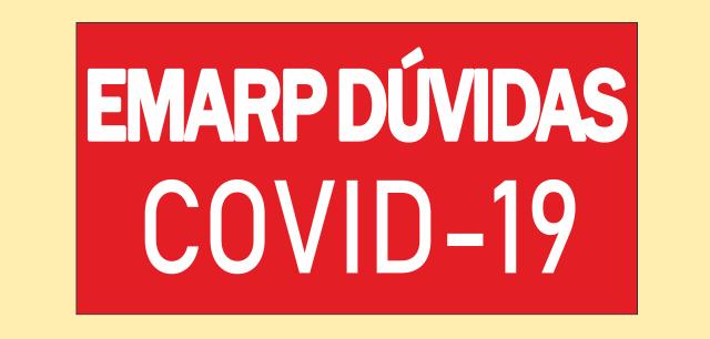 PERGUNTAS FREQUENTES E DÚVIDAS (FAQ) COVID-19